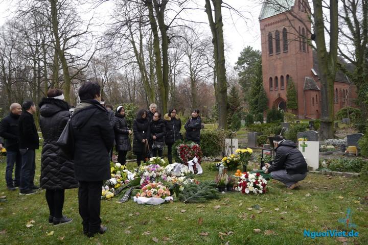 Lời cảm tạ của gia đình ông Hoàng Văn Phan (Berlin)