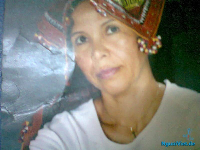 Tìm nữ ca sĩ Quân độiPhan Thị Bích Lại, quê ở Quảng Ninh, sang Đức từ năm 1987