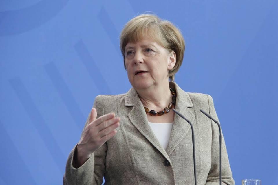 """Đảng CDU của Thủ tướng Merkel có nguy cơ bị AfD """"vượt mặt"""" ở Mecklenburg-Vorpommern. Ảnh Ngọc Hà"""
