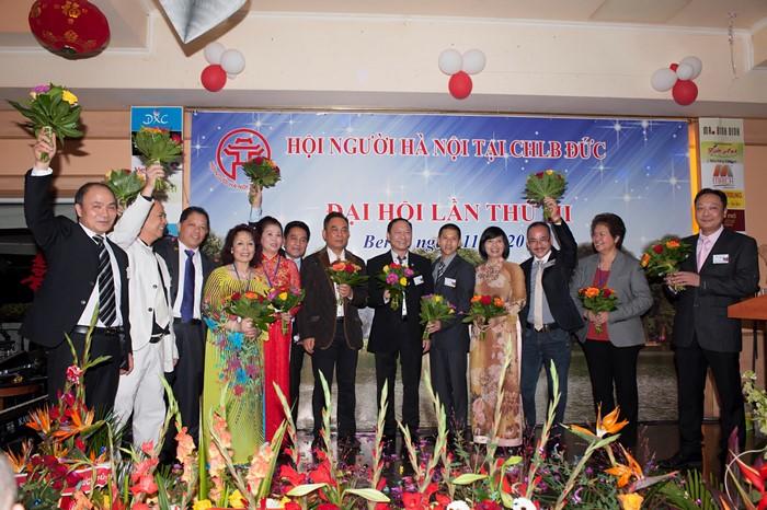 Thư mời gặp mặt kỷ niệm ngày 10.10 và Đại hội IV Hội Người Hà Nội tại CHLB Đức (08.10.2016)