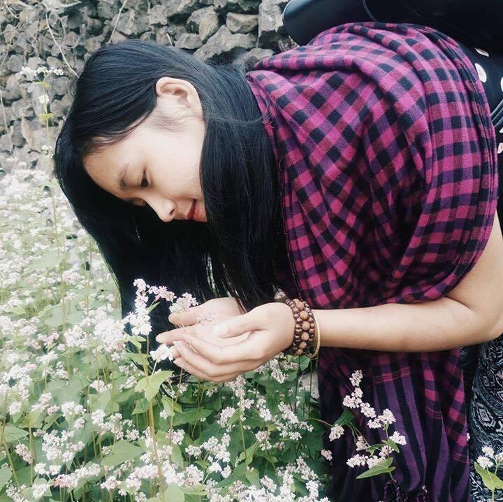 Chị Đặng Thị Thu Hương (theo FB Nguyễn Quang Vinh)
