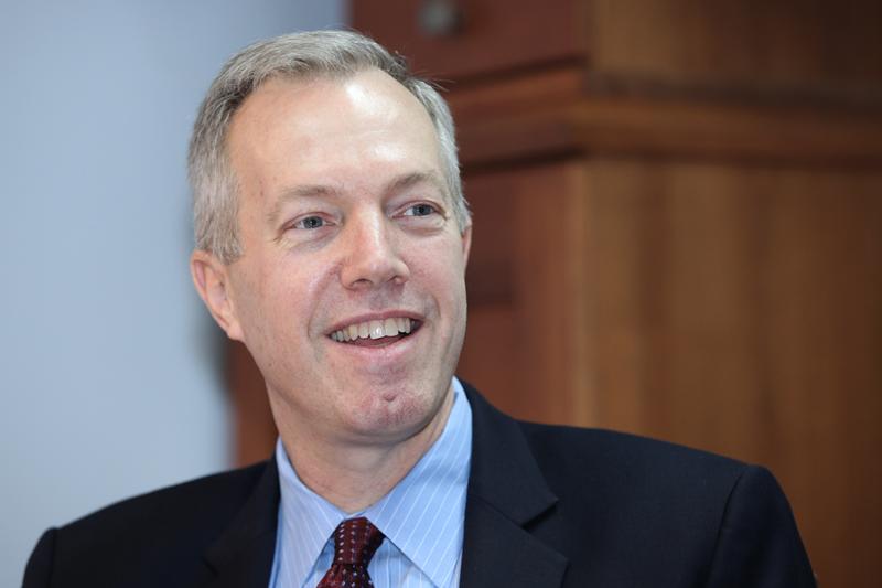 Đại sứ Mỹ tại Việt Nam Ted Osius (Ảnh: Internet)