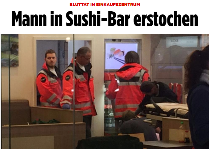 (Video) Một người Việt bị đồng hương đâm chết trong tiệm ăn ở gần Hannover, CHLB Đức