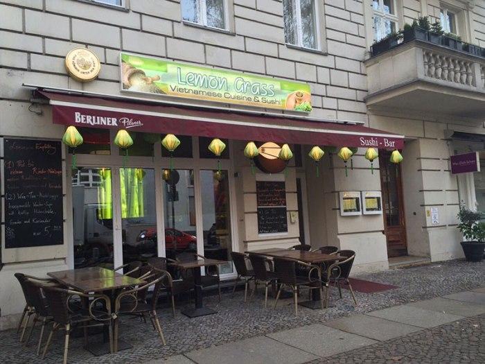 Một quán ăn Việt Nam ở Berlin: Hình minh họa: Internet.