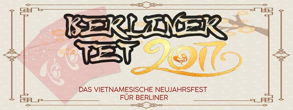 Hội sinh viên Việt Nam tại Berlin-Potsdam, CHLB Đức sẽ vui đón Tết Đinh Dậu vào ngày 04.02.2017