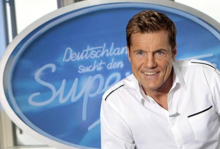 Dieter Bohlen, chủ xuớng các show tuyển chọn tài năng âm nhạc trên truyền hình Đức. Ảnh: Internet