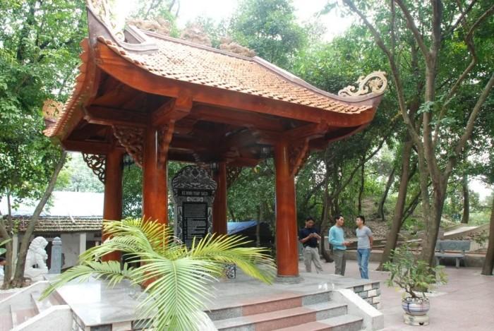 Đền thờThánh Mẫu Nguyễn Thị Bích Châu tại xã Kỳ Ninh (Vũng Áng), huyện Kỳ Anh, tỉnh Hà Tĩnh, nơi bà Bích Châu hy sinh. Nguồn: photobucket.com