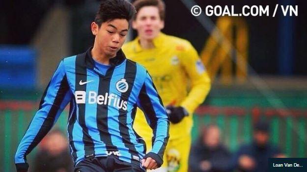 Loan Van Den Abeele nay đã 19 tuổi và từng được triệu tập vào tuyển trẻ quốc gia Bỉ.