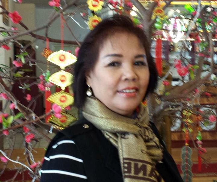 Bà Nguyễn Thị Chiều. Ảnh: FBNV