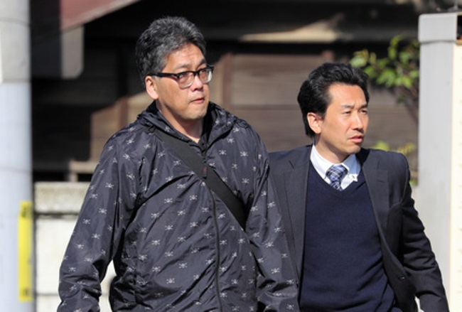 Nghi phạm sát hại bé Nhật Linh tại Nhật Bản (bên trái) bị bắt ngày 14.04.2017, tạm giữ đến ngày 05.05.2017.