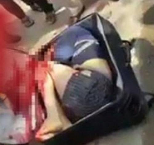 Một phụ nữ Việt ở Dubai bị bạn trai  Arab giết, bỏ xác vào túi du lịch