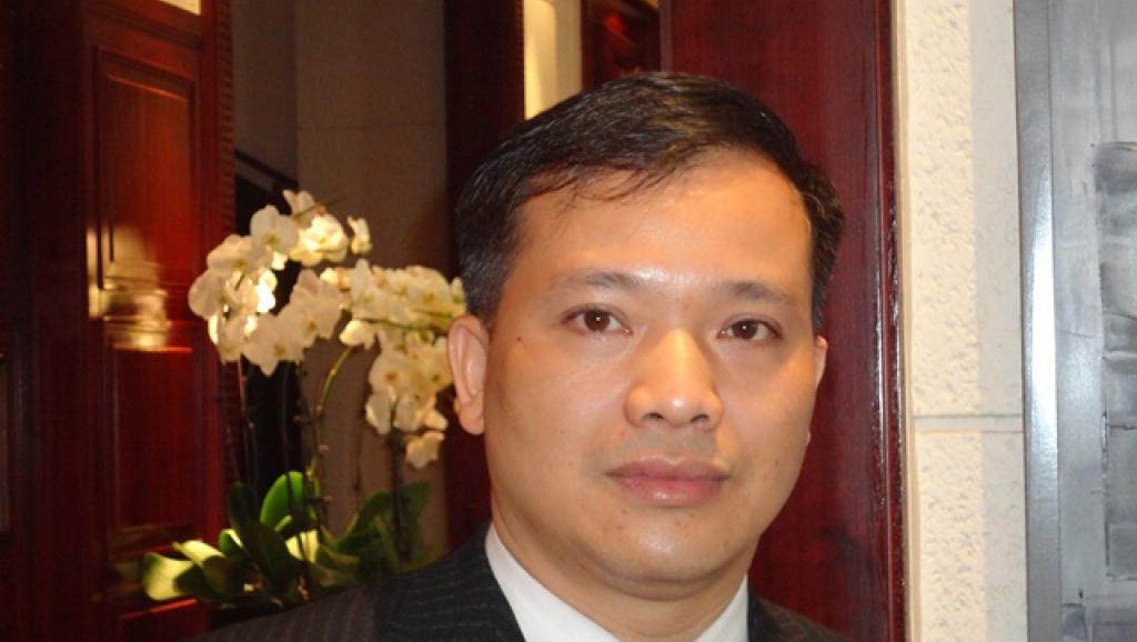 """Luật sư Nguyễn Văn Đài bị bắt lần thứ 2 với tội danh """"Tuyên truyền chống nhà nước"""". Nguồn: rfi"""