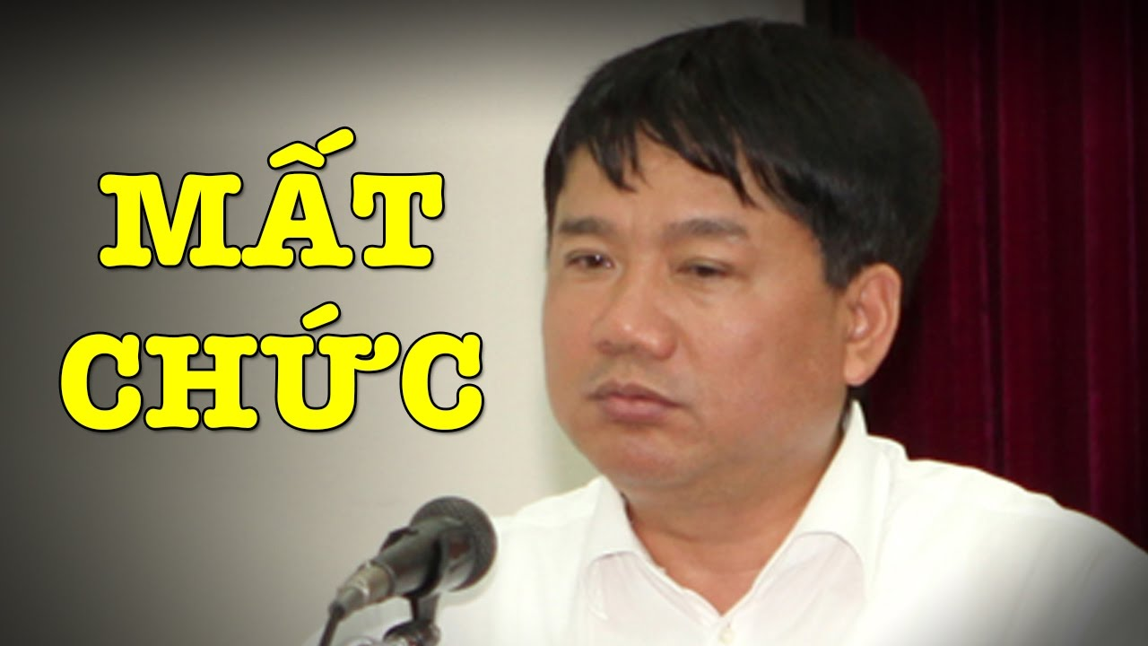 ÔngĐinh La Thăng chính thức mất chứcủy viên Bộ Chính trịvà vì vậy sẽ mất luôn chức Bí thư Thành ủy TP.HCM. Hình minh họa: Internet