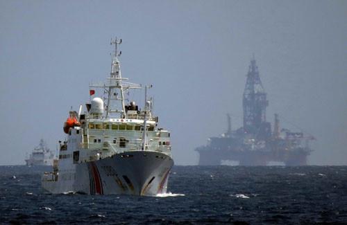 Trung Quốc lại kéo giàn khoan Hải Dương-981 xuống biển Đông