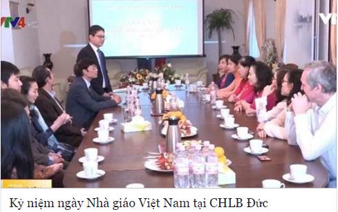 Kỷ niệm ngày Nhà giáo Việt Nam tại CHLB Đức