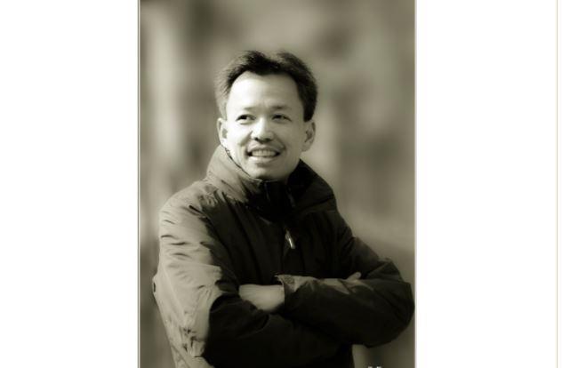 Nhà thơ Trương Anh Tú