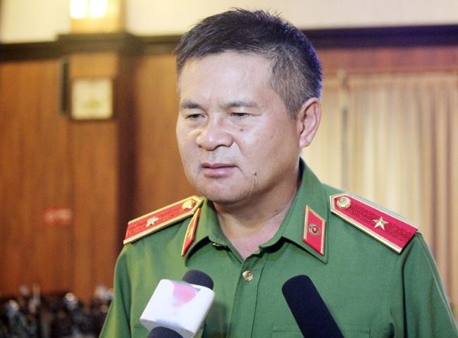 Thiếu tướng Hồ Sỹ Tiến - Ảnh: Internet