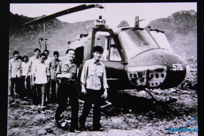 Những người tham gia vụ cướp máy bay xảy ra năm 1981 ở Hà Nội. Nguồn: Tác giả