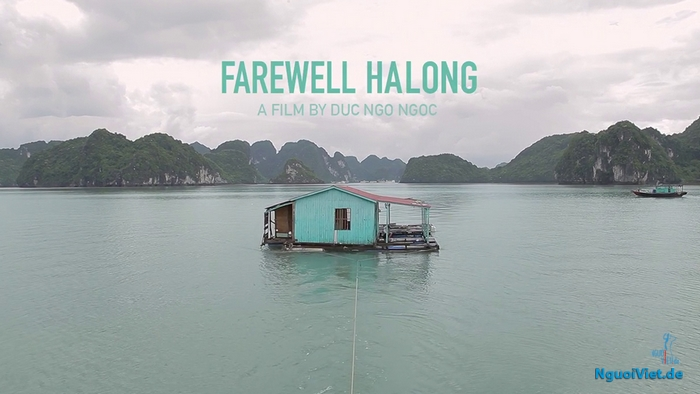 TẠM BIỆT HẠ LONG - Phim của đạo diễn gốc Việt được khởi chiếu tại các rạp ở Đức
