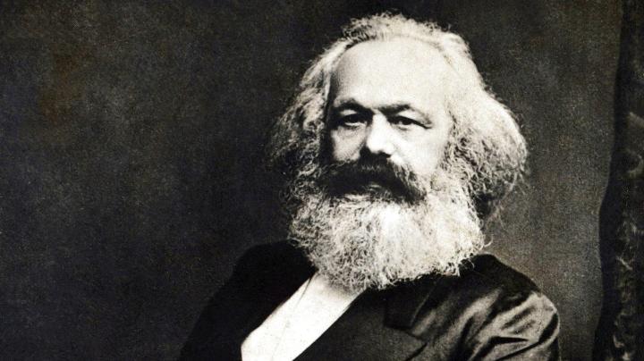 Karl Marx. Nguồn: Internet