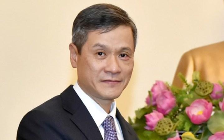 Ông Nguyễn Minh Vũ được bổ nhiệm làm Đại sứ Việt Nam mới tại Đức. (Ảnh: Thế giới & Việt Nam)