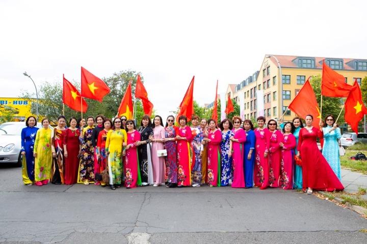 Thông báo số 2 cuộc diễu hành ÁO DÀI VÌ HÒA BÌNH ngày 18.08.2019