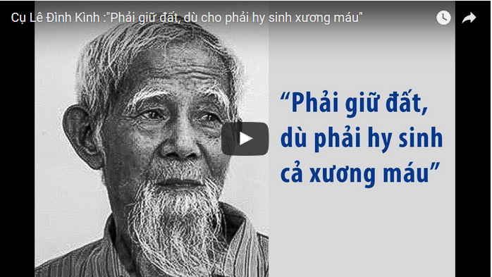 GS Viện sĩ Hoàng Xuân Phú: Tội ác Đồng Tâm