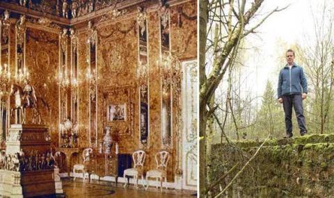 Một người phụ trách bảo tàng khẳng định đã tìm thấy Căn phòng Hổ phách trong khu liên hợp hầm ngầm và boongke của Đức Quốc xã.