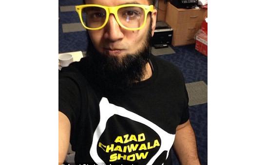 Doanh nhân Hồi giáo ở Anh, Azad Chaiwala đã lập ra 2 trang web hẹn hò gây tranh cãi là SecondWife.com và Polygamy.com. (ảnh: Facebook).