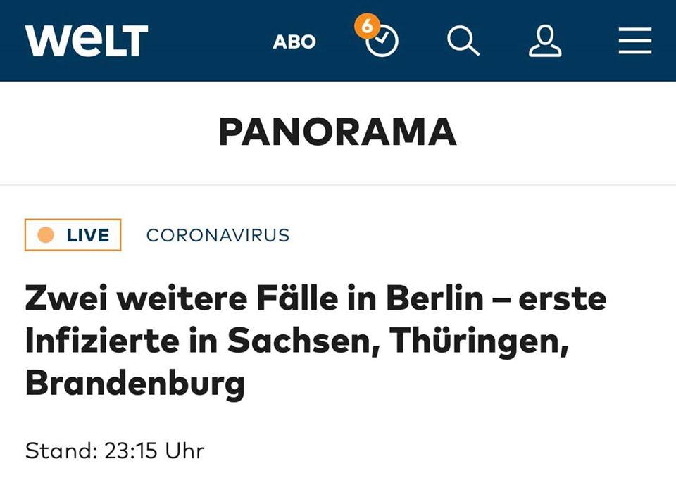 Nguồn: Die Welt