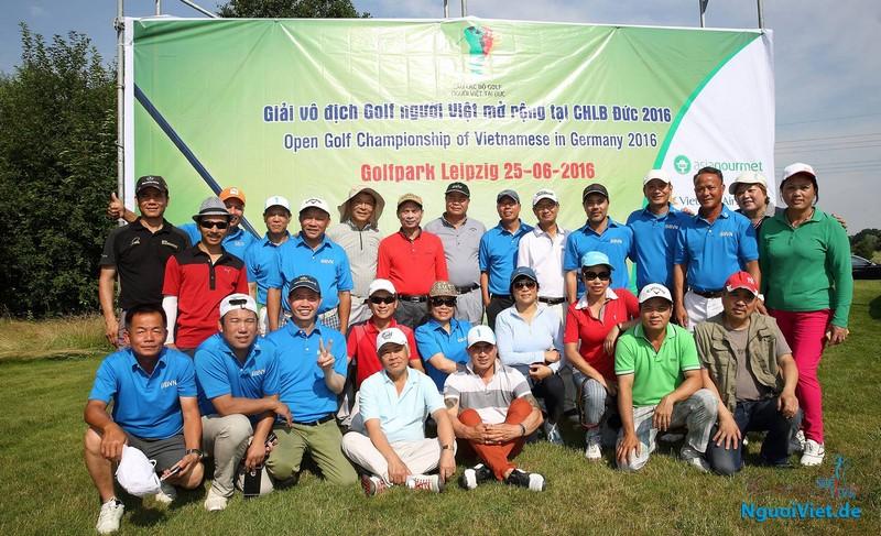 VTV4: Giải Golf người Việt mở rộng tại CHLB Đức 2016
