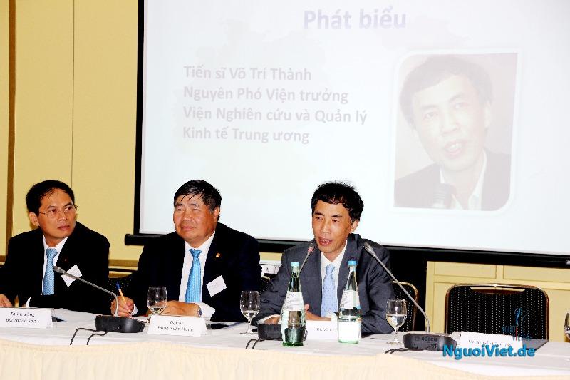 VTV4: Khai mạc Diễn đàn kinh tế Việt - Đức tại Berlin