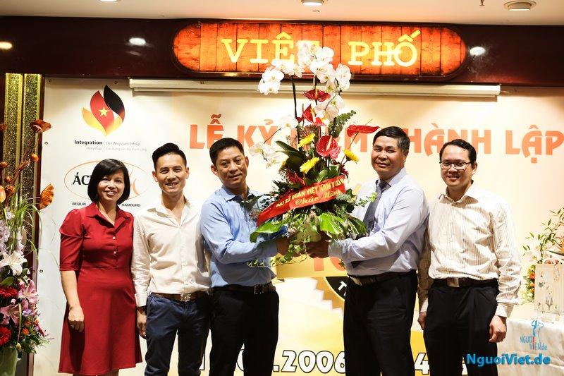 Công ty Áchâu24: Điểm sáng ngành thực phẩm châu Á tại Đức.