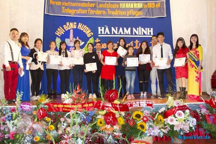 HĐH Hà Nam Ninh tại CHLB Đức gặp mặt lần thứ 14