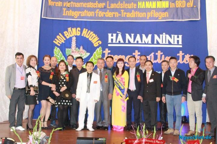 Gặp mặt Hội đồng hương Hà Nam Ninh năm 2016