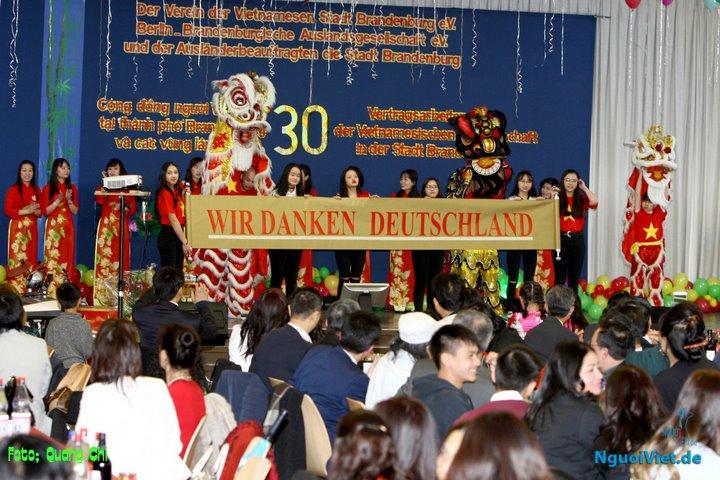 Cộng đồng người Việt tại Brandenburg nói lời CẢM ƠN NƯỚC ĐỨC!