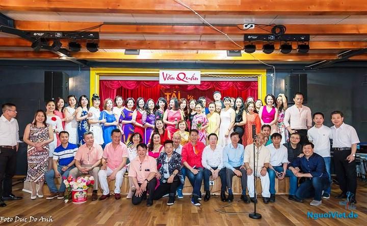 """Đêm nhạc Văn Quán  """"Trịnh Công Sơn - TÀI và MỆNH"""".  Ảnh: Đỗ Anh Đức"""