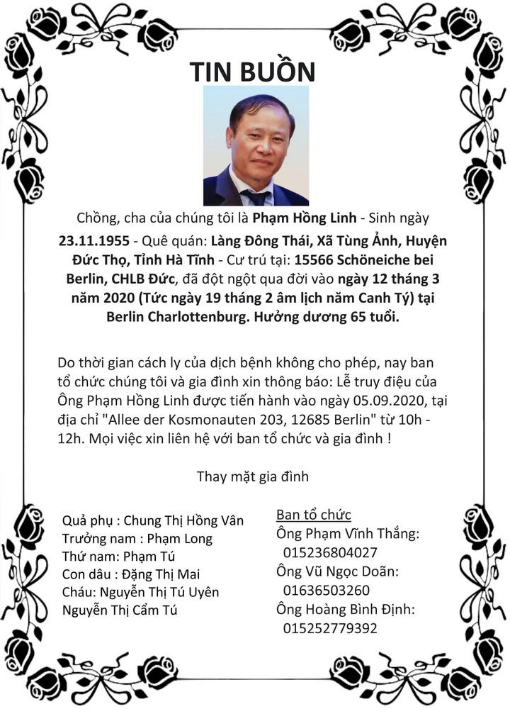 ong Pham Hong Linh